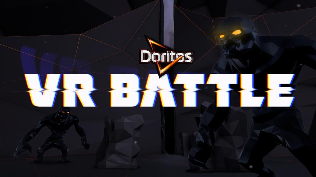 Doritos VR Battle avatar