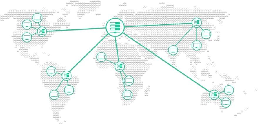 cdn map explanation