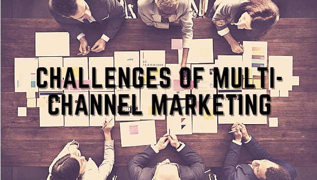 Marketing Multi-Channel Team Solving Issues