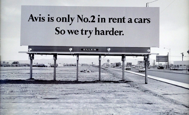 Avis old traditional campaign