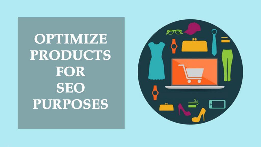 Optimize product pages and descriptions
