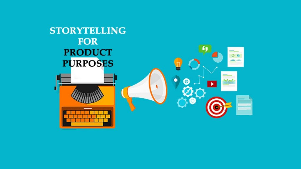 Storytelling to engage and connect users