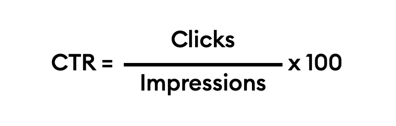 how to measure CTR in an email marketing strategy