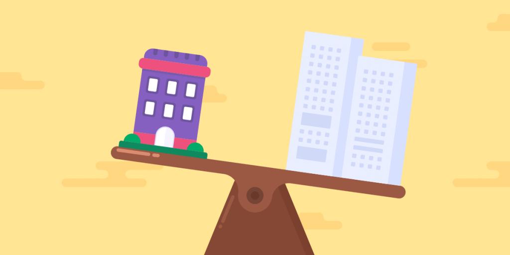 big eCommerce store vs small and medium-sized eCommerce websites