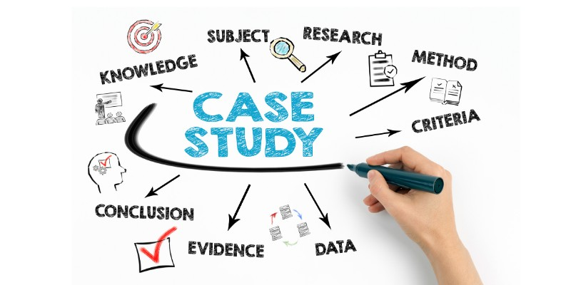 generic case study graphic