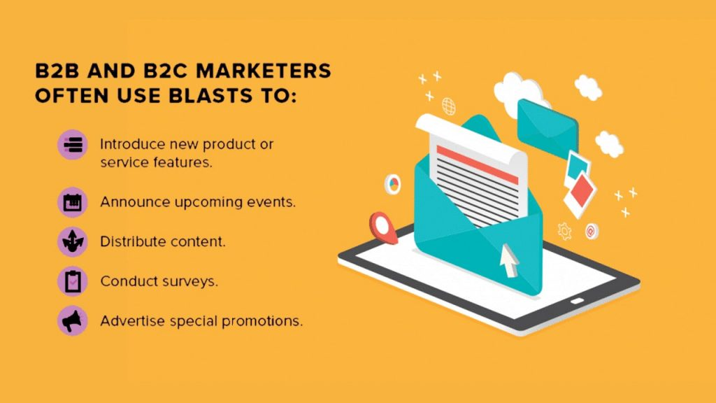Email marketing as a content strategy
