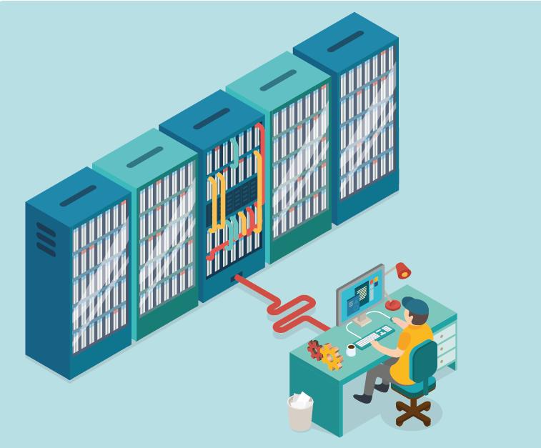 how eCommerce hosting works