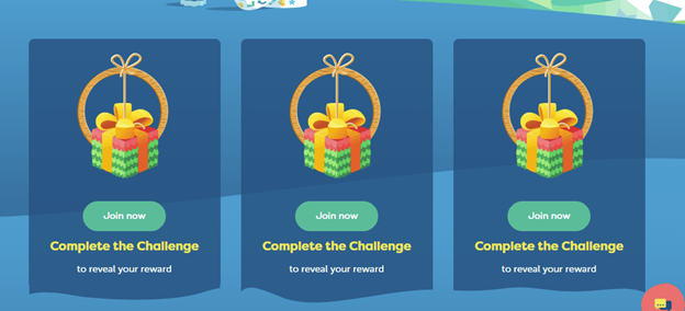 an invitation to fun gamble challenges on iGaming website
