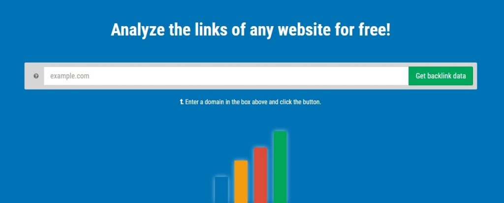 openlinkprofiler - free tool helping with link building efforts